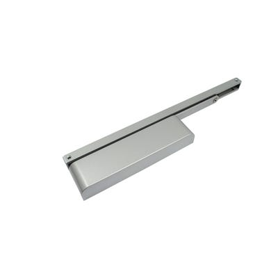 Rutland Cam Action Door Closer & Cover Silver