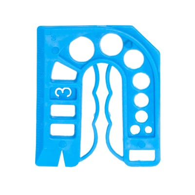 Speed Pro 3mm Blue Packing Shim Pack Of 20