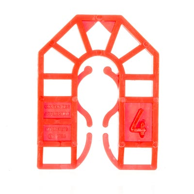 Speed Pro 4mm Red Packing Shim Pack Of 20