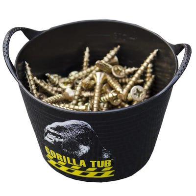 Gorilla Black Tub Micro