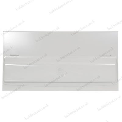 MK Sentry 21 Way Populated Dual RCD Metal Consumer Unit with 100A Main Switch Disconnector