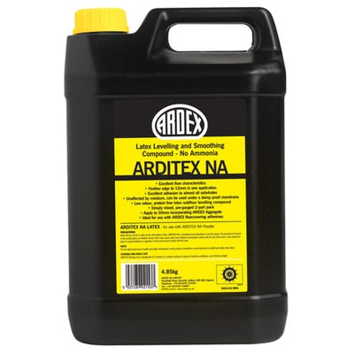 Ardex Arditex NA Latex Floor Levelling Compound 4.85Kg