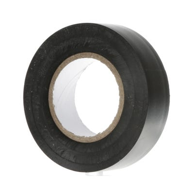 PVC Electrical Insulation Tape 20m x 19mm Black 1920B