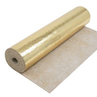 TimberTech2 Acoustic Plus Gold 5mm Underlay 8m² Roll
