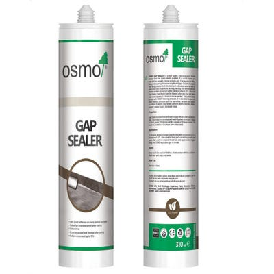 Osmo Gap Sealer Black 310ml