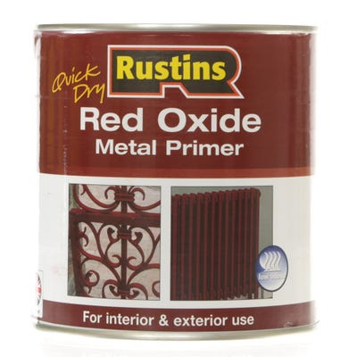 Rustins Quick Dry Red Oxide Metal Primer