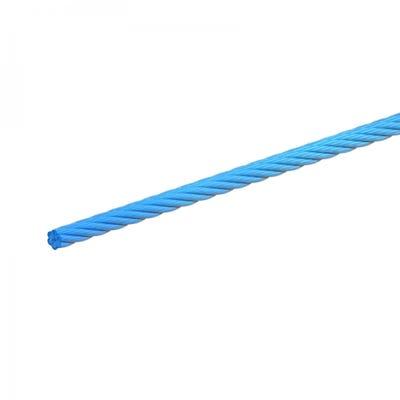 6mm Blue Polypropylene Rope 30m Roll