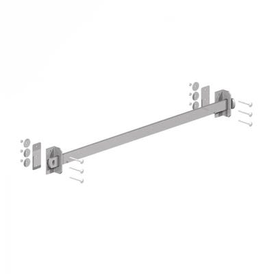 Shed Security Bar 1800mm Galvanised