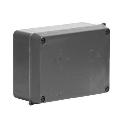 Wiska Weatherproof IP65 Junction Box 160 x 120 x 71mm (WIB2)