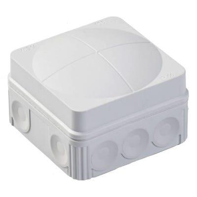 Wiska 108/5 Combi Junction Box IP66/67 Grey