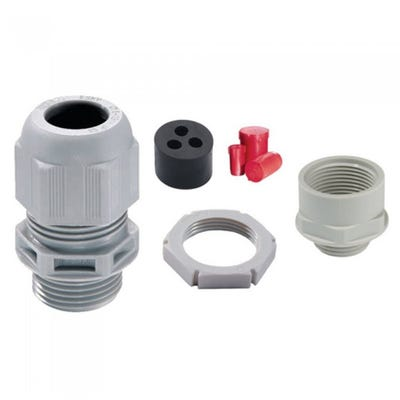Wiska Sprint Plastic Round Cable Gland LFS 40mm with 32mm Adaptor