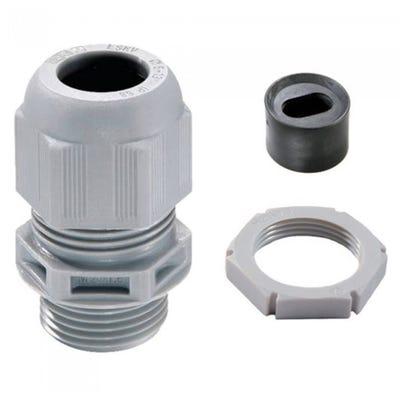 Wiska Sprint 6mm Plastic Flat Cable Gland LSF 20mm