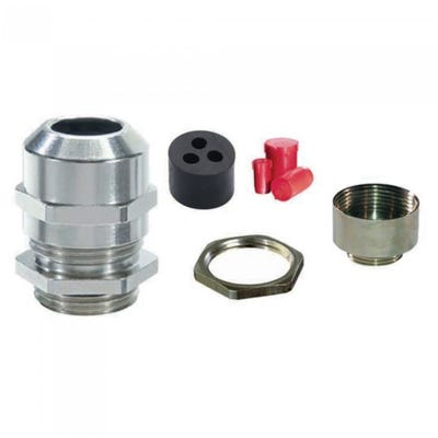 Wiska Sprint Brass Round Cable Gland LSF 40mm with 32mm Adaptor