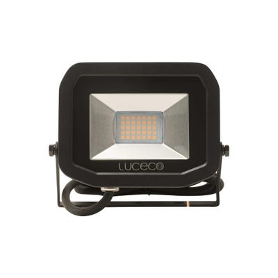 Luceco 22W Slimline LED Floodlight Neutral White LFS18B150-02