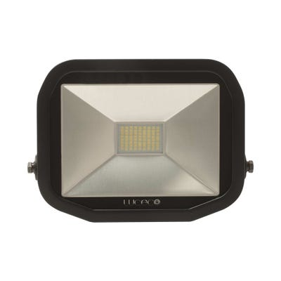 Luceco 38W Slimline LED Floodlight Neutral White LFS30B150-02