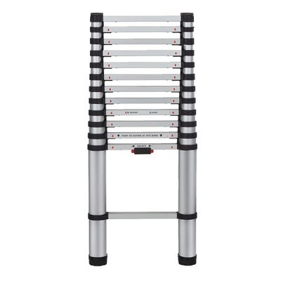 Youngman Telescopic Aluminium Ladder 3.8m