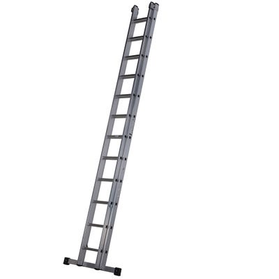 Youngman Trade 2 Section Extension Ladder 3.66m - 6.27m
