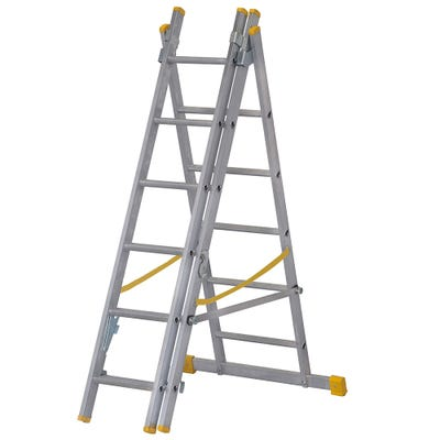Youngman Combination Trade Ladder 1.92m