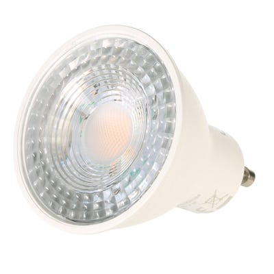 Luceco 5W LED Lamp GU10 Warm White Dimmable LGDW5W37P-01