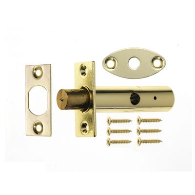 ERA Door Security Bolt Satin (1Bolts/No Key)