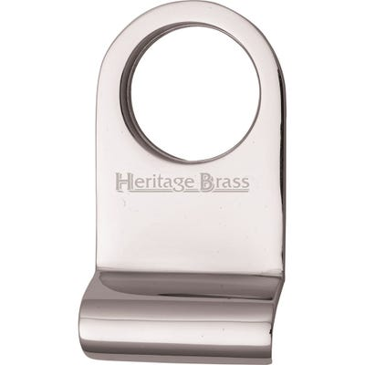 Heritage Brass Cylinder Pull Polished Chrome