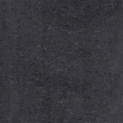 Rak Lounge Black Porcelain Unpolished Tile 600mm x 600mm