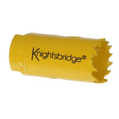 Knightsbridge 25MM BI-Metal Holesaw HS25MM