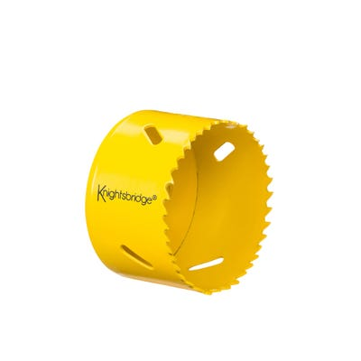 Knightsbridge 72mm BI-Metal Holesaw HS72mm