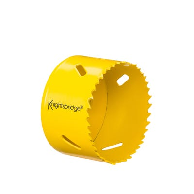Knightsbridge 75mm BI-Metal Holesaw HS75mm