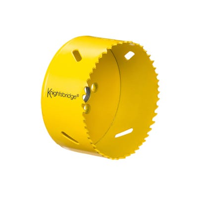 Knightsbridge 90mm BI-Metal Holesaw HS90mm