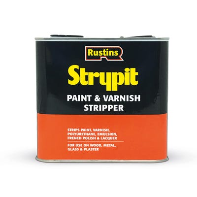 Rustins Strypit Paint Varnish Stripper 2.5L