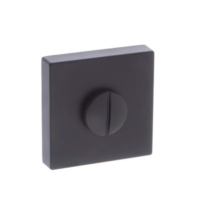 Forme Bathroom Turn & Release on Square Rose Black