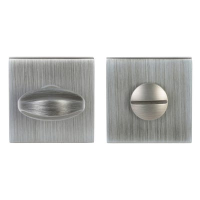 Forme Bathroom Turn & Release on Square Rose Graphite