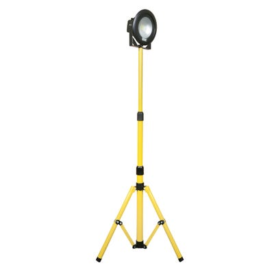 Defender 110V DF1200 20W LED Single Head Work Light With Telescopic Tripod