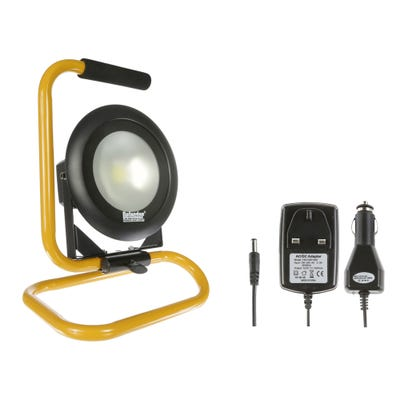 Defender DF1200- 20W LED Rechargeable Floor Light