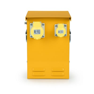 Defender 3kVA Twin Outlet Vented Heater Transformer