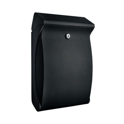 Sterling Swing Mailbox in Black