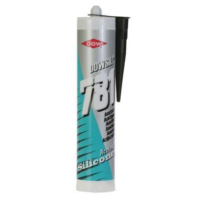 Dow 781 General Purpose Silicone Sealant Black 310ml