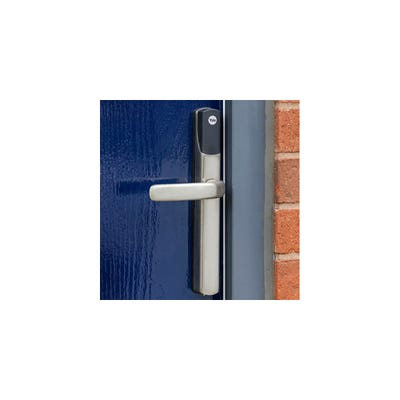Yale Conexis L1 Keyless Entry Satin Nickel