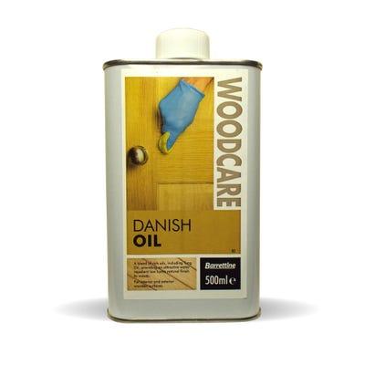 Barrettine Danish Oil 500ml
