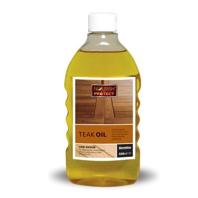 Barrettine Teak Oil 500ml