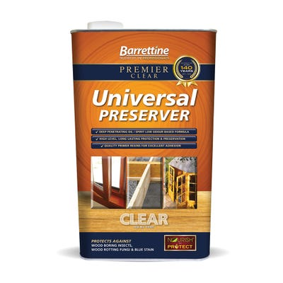 Barrettine Universal Preserver Clear 5L