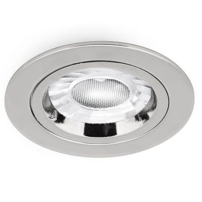 Aurora Fixed GU10 230V Non-Fire Rated Downlight - Chrome EN-DLM356PC