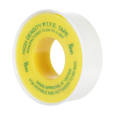 PTFE Tape Gas 12mm x 12g Roll