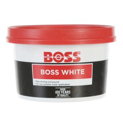 Boss White 400g Tub