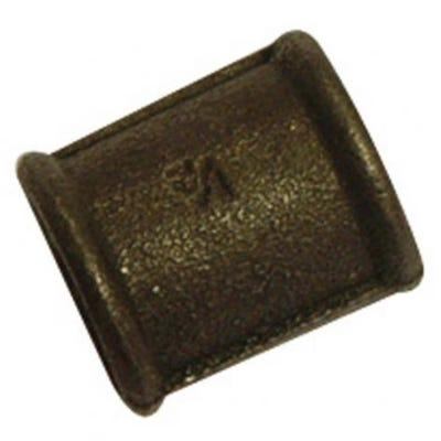 Malleable Black Iron 90° Socket 1''