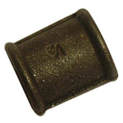 Malleable Black Iron Female Socket 13mm