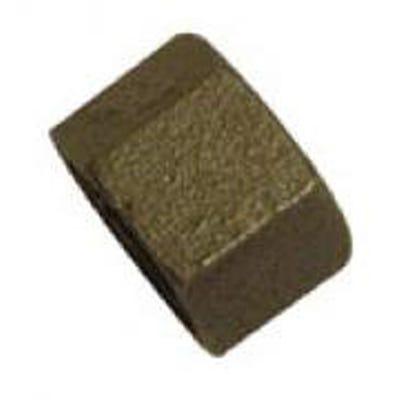 Malleable Black Iron Cap 19mm