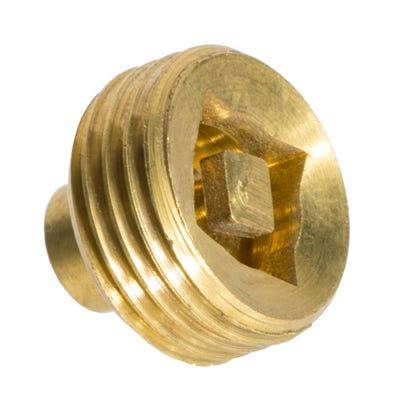 Brass Radiator Vent