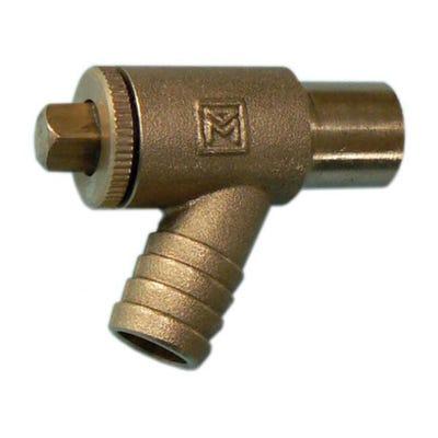 Drain Off Bib Tap 15mm
